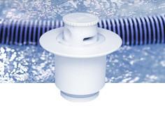 Nettoyage de piscine intégré