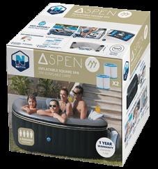 Aspen 4 places