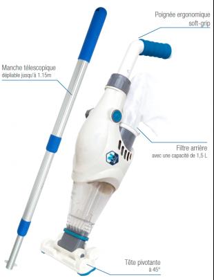 Netspa Cleaner - Super Vac Robot - nettoyage - Achat sur ...
