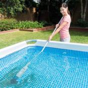 Aspirateur rechargeable pour piscine et spa - Intex