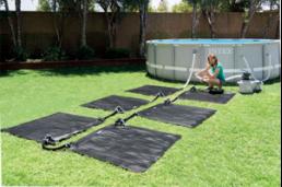 chauffage solaire intex chauffage achat sur. Black Bedroom Furniture Sets. Home Design Ideas