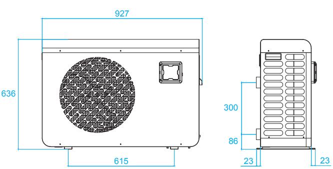 Silverline Inverter 105