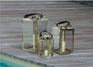 Les kits de 3 lanternes pour une ambiance cosy au bord de for Astral piscine perpignan