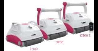Robots de la gamme Ligne D de chez BWT pour le nettoyage de votre ...