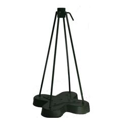 pied parasol fonte blanc de grillot cat gorie parasol. Black Bedroom Furniture Sets. Home Design Ideas