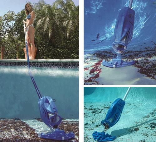 Aspirateur piscine pool blaster max poolblastermax for Aspirateur piscine avis