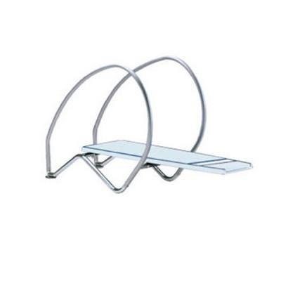 Plongeoir Piscine Plongeoir dynamic avec arceaux - 2 m