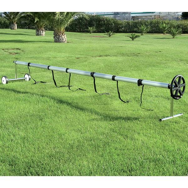 Enrouleur classique Ø100 - 4 à 5,5 m