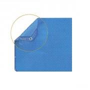 Bâche à bulles Astralpool Bleu/Bleu - Duo - Le m2