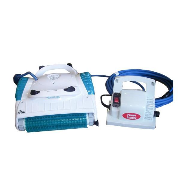Starlux dolphin robot nettoyage achat sur for Avis robot piscine dolphin