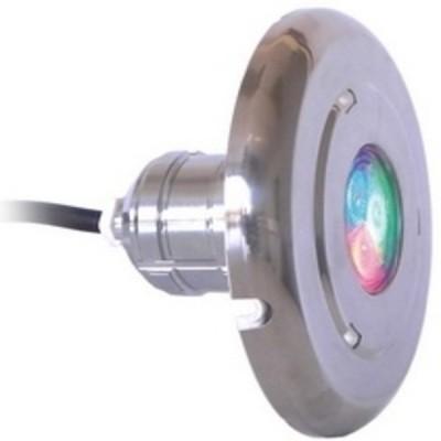Projecteur RGB - Inox - Pour béton et liner