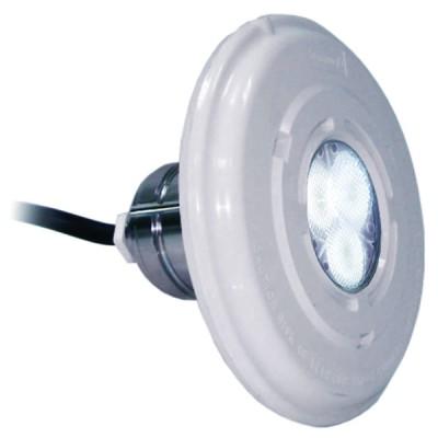 Projecteur Blanc - ABS - Pour béton et liner