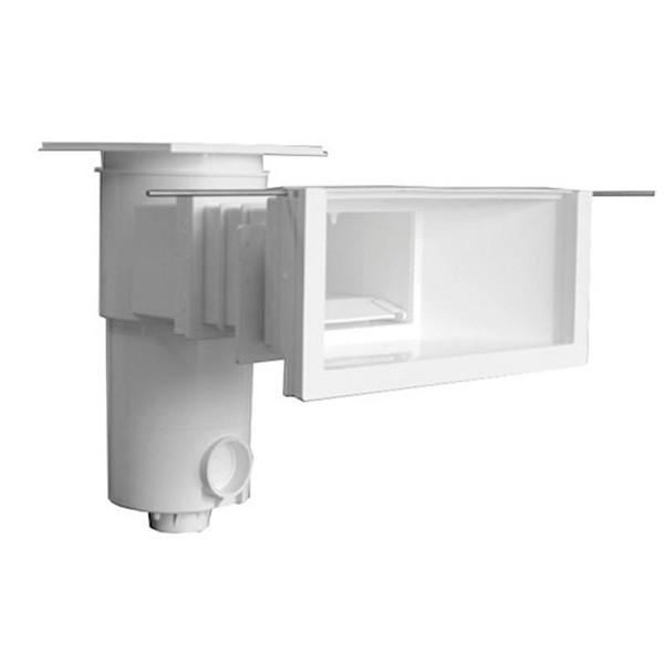 skimmer miroir liner blanc grande meurtriere plomberie. Black Bedroom Furniture Sets. Home Design Ideas