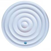 Couvercle gonflable pour spa rond 6 places