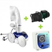 Pack Polaris 280 - Eurocom SP+ + Coffret