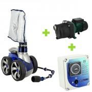 Pack Polaris 3900 Sport - Eurocom SP+ + Coffret