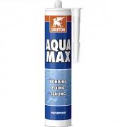 Aquamax - Cartouche 425g blanc