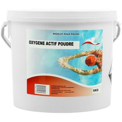 Oxygene actif piscine latest vente piscine sauna spa with - Rattrapage eau verte piscine ...