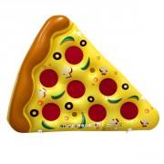 Part de pizza gonflable