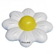 Marguerite + ballon gonflable