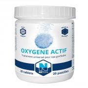 Oxygène actif Netspa - 20 pastilles de 20 g
