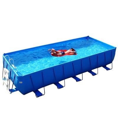 tr s bonne qualit pour la piscine hors sol vitalo de la marque centrocom. Black Bedroom Furniture Sets. Home Design Ideas