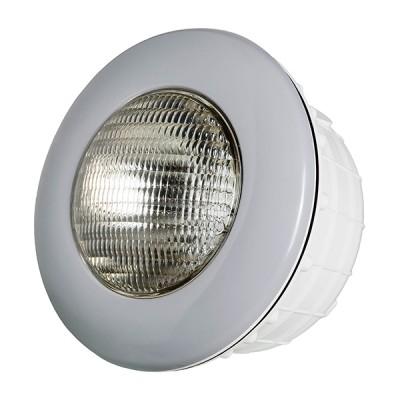 Le Projecteur Easy line led blanche - Enjoliveur gris
