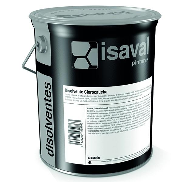 Solvant diluant caoutchouc chloré - 1 L