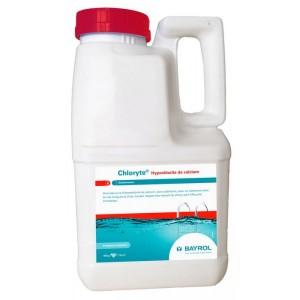 Chloryte - Chlore non stabilisé - 3,3 kg