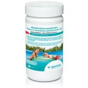 Chlore 5 fonctions pour piscine hors-sol - 1 kg