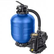 Groupe de filtration AQ400 - Aquaplus 8 - RECONDITIONNÉ - Bon état