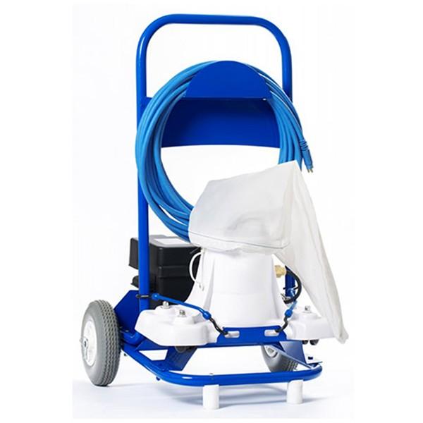 Quick vac robot nettoyage achat sur for Aspirateur piscine portable