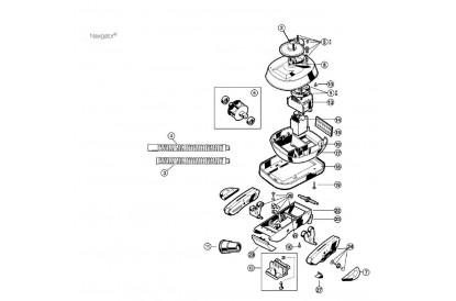 navigator robot nettoyage achat sur. Black Bedroom Furniture Sets. Home Design Ideas